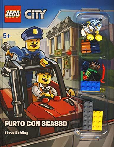 Furto con scasso. Lego City. Ediz. a colori. Con gadget