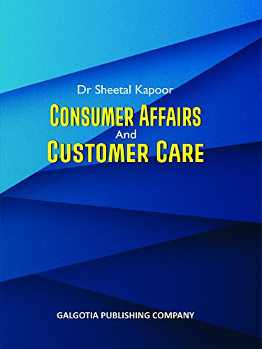Consumer affairs and Customer care