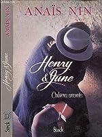 Cahiers secrets - Henry and June, octobre 1931-octobre 1932 d'Anaïs Nin