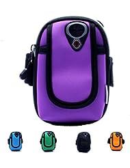 Bazaar Sports de plein air sac de bras de poignet sac bras pochette téléphone respirante antichoc