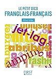 Le petit dico franglais-français