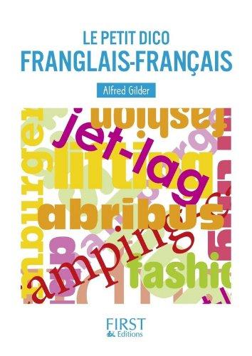 Le petit dico franglais-franais