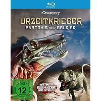 Urzeitkrieger-Anatomie der Saurier [Blu-ray]