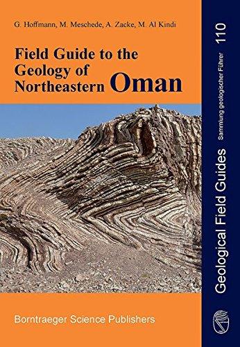 Erde Sammlung (Field Guide to the Geology of Northeastern Oman (Sammlung geologischer Führer))