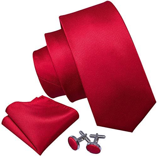 Hi-Tie Business Hochzeit Krawatte Set f¨¹r M?nner Seide Tie Krawatte Krawatten