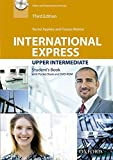 International Express Upper Intermediate. Students Book Pack (International Express Third Edition)