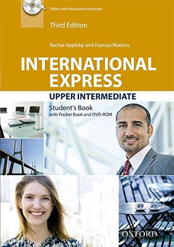 International express. Upper intermediate. Student's book. Per le Scuole superiori. Con DVD-ROM. Con espansione online
