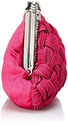 B-JOY, Poschette giorno donna grigio Grau mini Tasche Rosa
