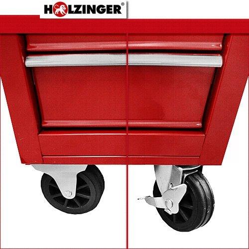 Holzinger Werkzeugwagen HWW1005KG – 5 Fächer - 7