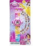 #6: Mahi Princess projector watch for kids + free doremon teddy spacial boys and girls