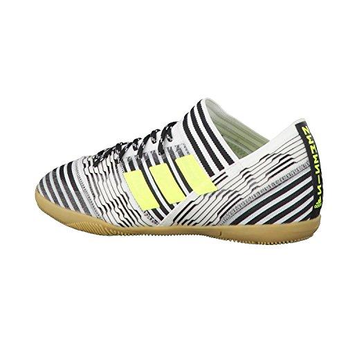 adidas Nemeziz Tango 73 in J, Scarpe da Calcio Bambino Giallo (Footwear White/solar Yellow/core Black)