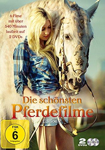 Die schönsten Pferdefilme - Edition 2 [2 DVDs]