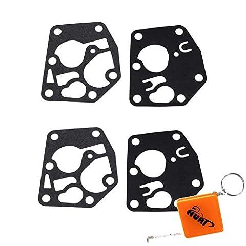 houri 2x carburateur Jeu de joints Kit de réparation membrane pour Briggs & Stratton 795083série 450500550remplace