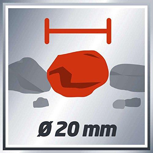 Einhell-Schmutzwasserpumpe-GC-DP-1020-N-1000-W-max-18000-lh-max-Frderhhe-9-m-Fremdkrper-bis-20-mm-Edelstahl