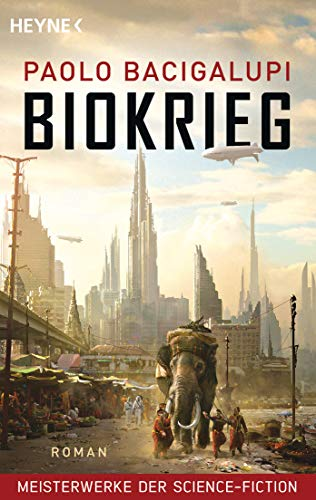 Biokrieg: Meisterwerke der Science Fiction - Roman