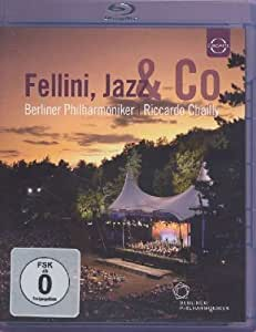Fellini Jazz & Co. (Euroarts: 2058404) [Blu-ray] [2012]