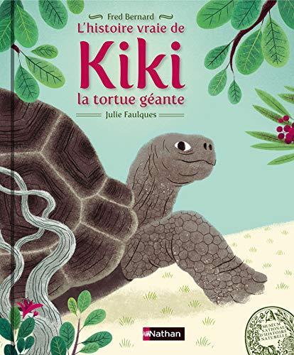 L'histoire vraie de Kiki la tortue géante (1)