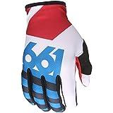 SixSixOne Handschuhe Comp Lines Rot Gr. S