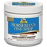 ABSORBINE 428327 Horseman's One Step Cream, 425 g, (Farbe vom Deckel kann variieren)