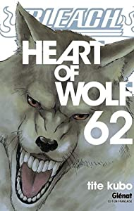 Bleach Edition simple Heart of Wolf