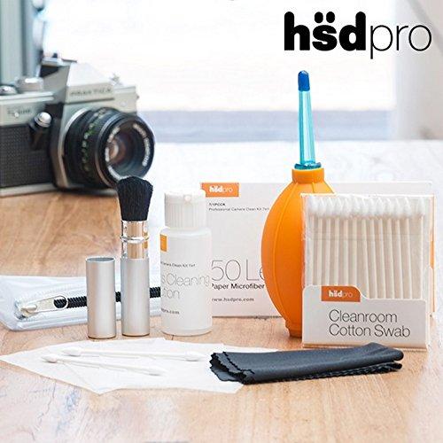 Galleria fotografica Kit accessori pulizia manutenzione Fotocamera hightechnology