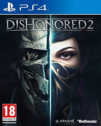 Dishonored 2 - Collector's Limited - PlayStation 4