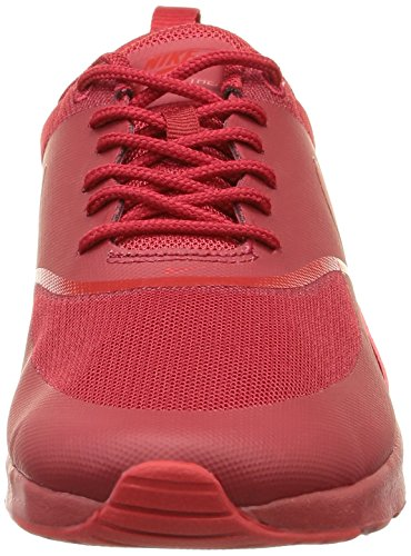 Nike Air Max Thea Damen Laufschuhe Rojo (Gym Red / Gym Red-University Red)