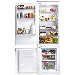 Candy - frigorifero combinato da incasso CKBBS 100 S apertura a sinistra finitura bianco