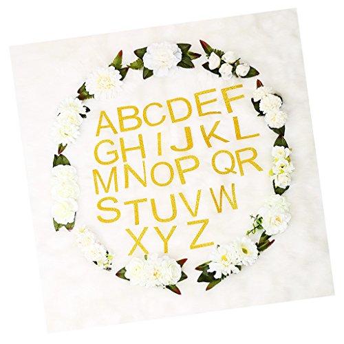 Swaddle mit Blumen Buchstaben Neugeborenes Baby Babyhood Foto Fotografische Fotografie Decke (Definieren Kostüme)