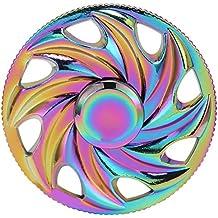 Kivors Fidget Spinner Jouet Tri Fidget Hand Spinner Stress Reducer High Speed Ceramic Bearing Fidget Toy pour Adultes Enfant (#14)