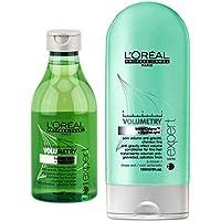 L' Oreal Volumetry anti-gravity effect volume shampoo 241gram e balsamo 141,7gram