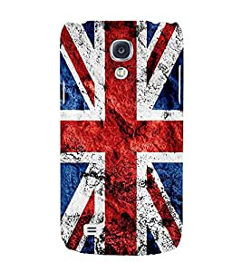 UK Flag 3D Hard Polycarbonate Designer Back Case Cover for Samsung Galaxy S4 mini I9195I :: Samsung I9190 Galaxy S4 mini :: Samsung I9190 Galaxy S IV mini :: Samsung I9190 Galaxy S4 mini Duos :: Samsung Galaxy S4 mini plus