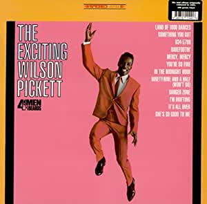The Exciting Wilson Pickett [VINYL]