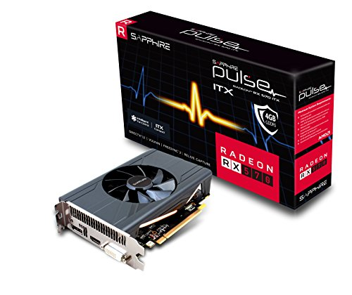 Sapphire 11266-34-20G Radeon RX 570 4GB GDDR5 graphics card - graphics cards (Radeon RX 570, 4 GB, GDDR5, 256 bit, 5120 x 2880 pixels, PCI Express 3.0)