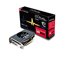 Sapphire Pulse Radeon RX 570 DirectX 12 100412P4GITXL 4GB 256-Bit GDDR5 CrossFireX Support ATX Video Card