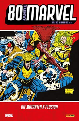 80 Jahre Marvel: Die 1990er: Die Mutanten-X-Plosion