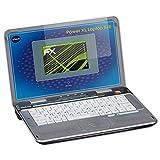 atFoliX Protección de Pantalla para VTech Power XL Laptop E/R Lámina Protectora Espejo, Efecto Espejo FX Protector de Pantalla Espejo