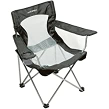Lichfield Cool Foldable Camping Chair - Pewter
