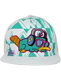 Disney Phineas and Ferb Perry With Headphones Adjustable Baseball Cap