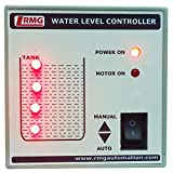 Automatic Water Level Controller with Indicator for Motor Pump Operated by Starter upto 1.5 HP - Tank only