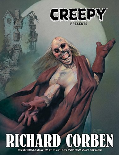 Horse Presents Dark (Creepy Presents Richard Corben (Creepy Archives))