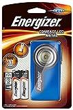 Energizer Taschenlampe Compact LED (inkl. 3xAA, 40 Lumen, 45m Reichweite)