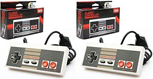 Unknown Videospiel-Zusätze 2 NEU TTX CLASSIC REGLER FÜR NINTENDO NES 8-Bit-System Konsolen-Steuer PAD
