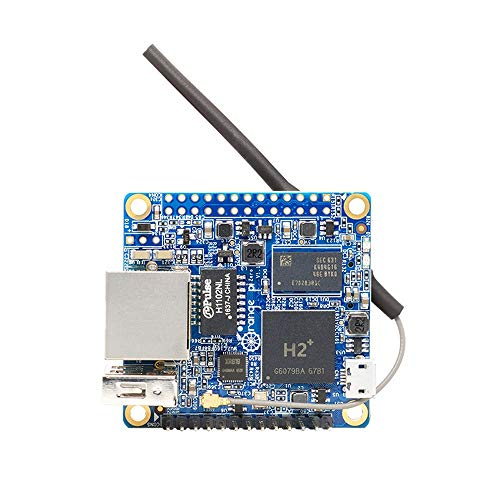 L.W.SURL Null H2 Quad Core Open-Source 512MB Entwicklungsboard mit WiFi Antenne 46mm × 48mm (Color : Multi-Colored, Size : 512MB)