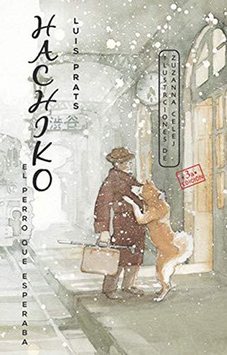 Libro Hachiko Tapa Dura