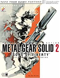 Metal Gear Solid 2: Sons of Liberty Official Strategy Guide