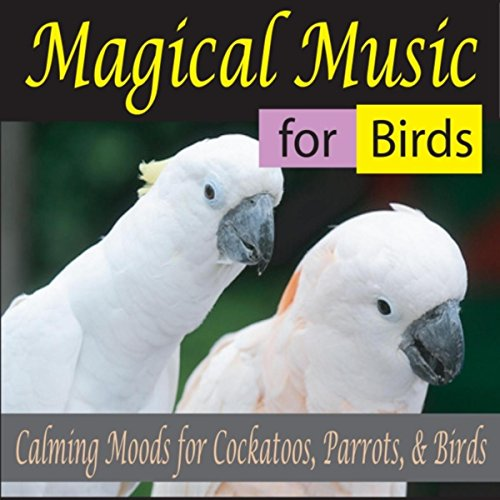 Magical Music for Birds: Calming Moods for Cockatoos, Parrots, & Birds -