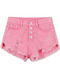 DamenBekleidung Auf Shorts Suchergebnis Jeans FürPink PkXZui
