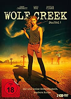 Wolf Creek - Staffel 1 [2 DVDs]