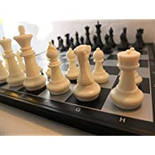 Chessebook Jeu d'Echecs Magnétique s/w 36 x 36 cm